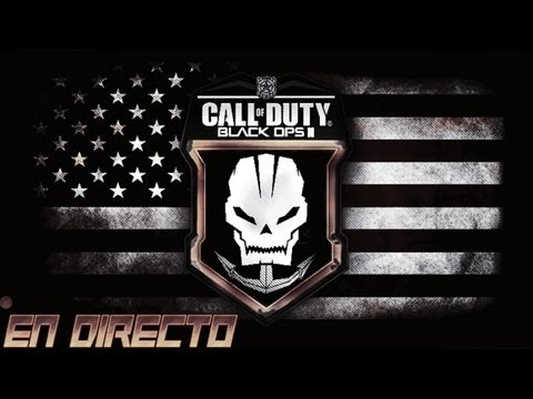Call of Duty Black Ops ② En Directo!!!!