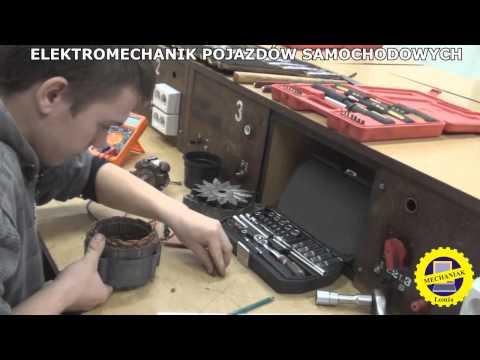 ZSMiO nr 5 - Elektromechanik pojazdów samochodowych