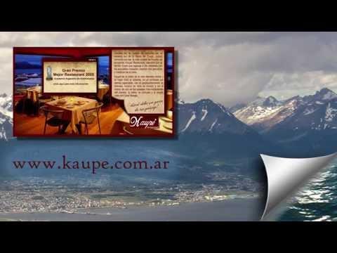 Kaupé Restaurant  - Tierra del Fuego -  República Argentina