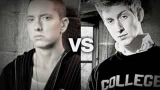 Watch Eminem I Love College video