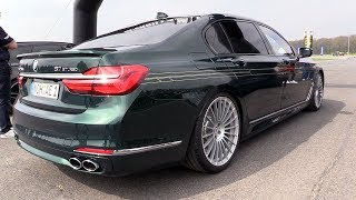 2018 Alpina BMW B7 BiTurbo vs Audi RS6 C7 Avant vs E63 AMG