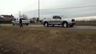 FORD F-150 VS TOYOTA TUNDRA
