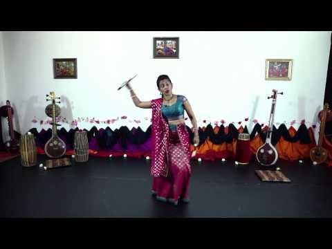 Lufthansa Move With Us Campaign - Dandiya Raas Tutorial video