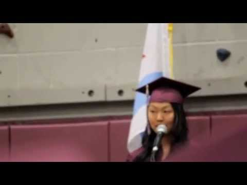 2013 Northside College Prep High School Valedictory Address