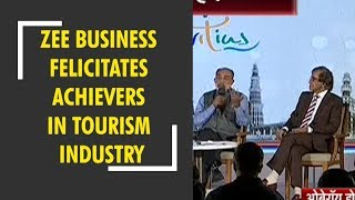 Zee business felicitates achievers in Tourism Industry