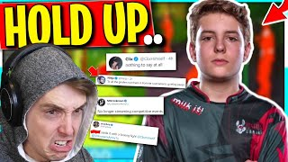 Ninja is Upset with PROS.. Clix Goes OFF on Unknown.. BANNED?