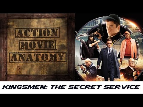 Kingsman secret service movie anatomy of a scene new york times