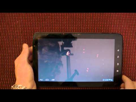 "10.1"" Android Tablet 4.0.3 ICS Cortex A9 Ebay Review"