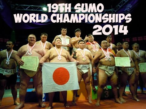 19th Sumo World Championships