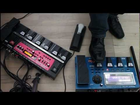 How to use GR-55 & RC-300 as a powerful live looping setup