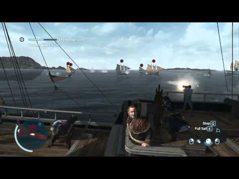 Assassin's Creed: Ship battle Part 3