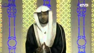 """رابع المحكمات التي تعين على الثبات """"أداء العبادات"""" - الشيخ صالح المغامسي"""