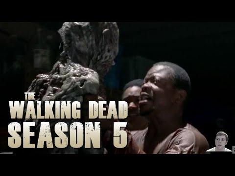 The Walking Dead Season 5 - Was Bob Bitten? video