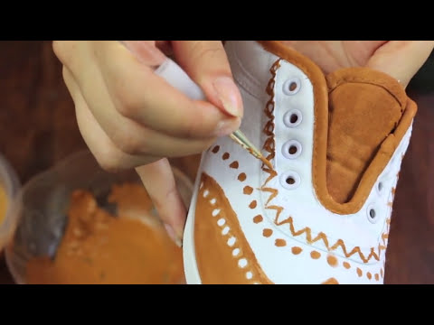 ☞ DIY - ZAPATOS OXFORD! ☜
