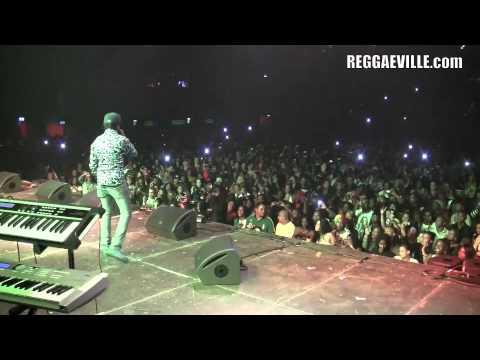 Vybz Kartel @ Amsterdam Reggae Festival 9/25/2010 [Part 1/8]