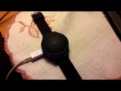 Silver  Crest  Bluetooth Swatch