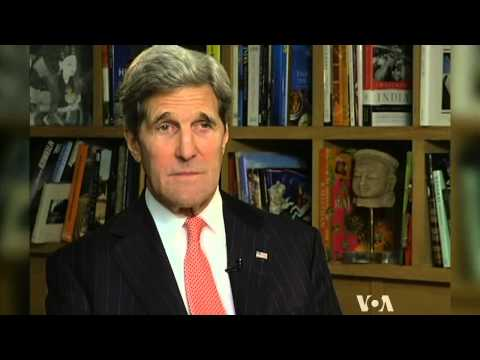 Kerry: 'Lives will be Lost' Due to Snowden's Betrayal