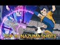 MY TOP 10 FAVORITE INAZUMA ELEVEN SHOOTS (Go, Ares and Orion included)
