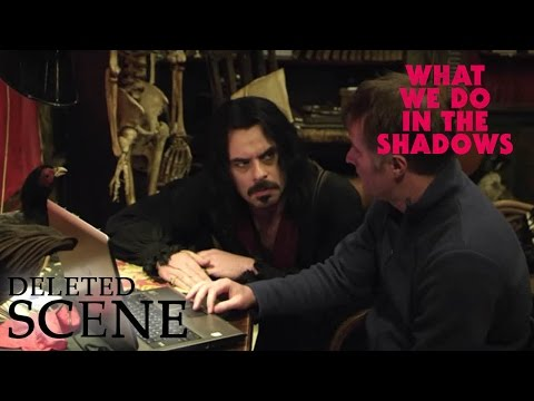 WHAT WE DO IN THE SHADOWS | Deleted Scene | Nick's Victim