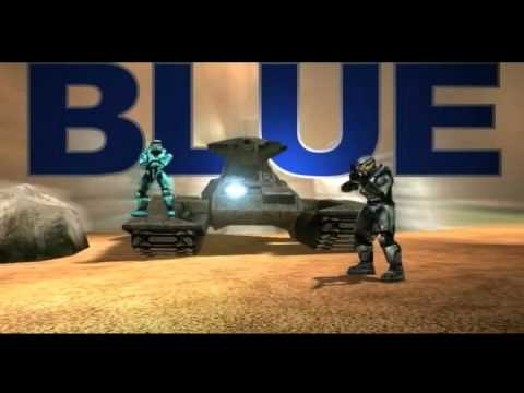 Red Vs Blue - Season 3 Intro video