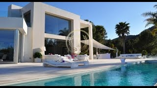 Fantastic modern new villa on Ibiza - Luxury Villas Ibiza