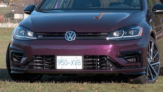 VW Golf R Review--THIS OR GTI?