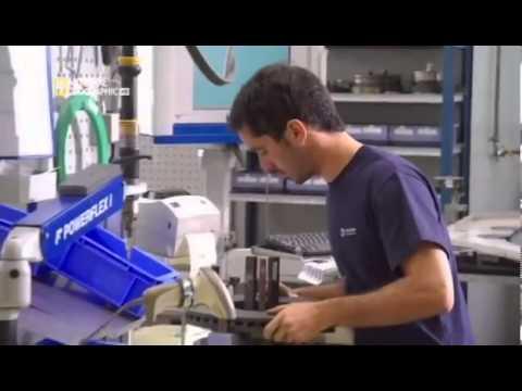 Bugatti Veyron come viene costruita (Documentario National Geographic)