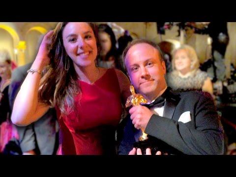 FAKE OSCAR PRANK: Pretending to be a Celebrity