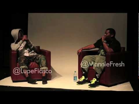 2-Cent Session Feat. Lupe Fiasco