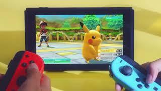 Pokémon: Let's Go, Pikachu! Pokémon: Let's Go, Eevee! Gameplay Trailer - Nintendo Switch
