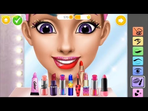 Best Games for Kids to Play - Hannah's High School Summer Crush- Makeup,Hair Color, Girl Care