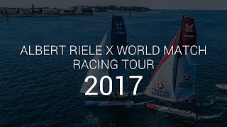 Albert Riele World Match Racing Tour