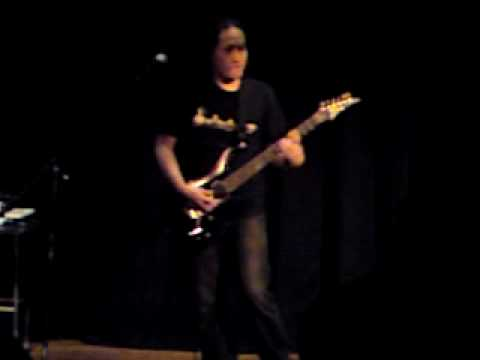 Valley of the Damned - Ibanez Guitar Clinic by Herman Li in Penang Malaysia