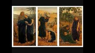The song of ruth / Where thou goest i will go