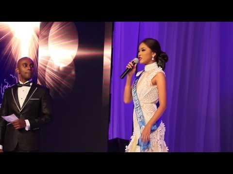 Miss South East Asia Tourism Ambassadress 2015 - Q& A Philippines