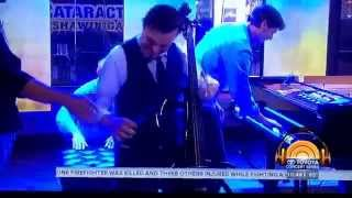 The Piano Guys cover DMB Ants Marching