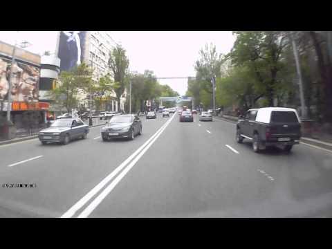 ДТП с участием BMW Алматы
