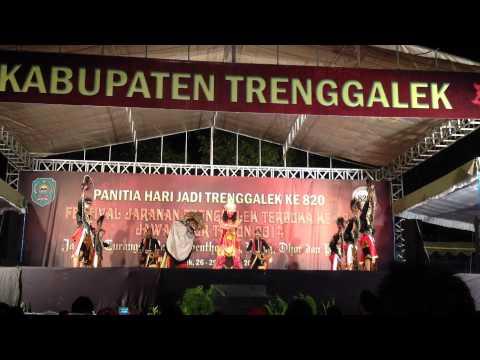 Jaranan Turonggo Cokro Bhirowo #fest Trenggalek video