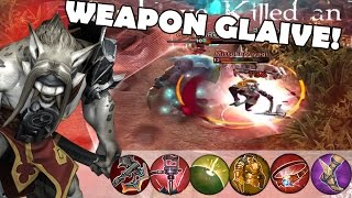 WP Glaive - I Miss Playing Glaive!! | Vainglory