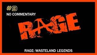 Rage: Wasteland Legends Walkthrough - Co-op M. #9 (A New Toy) HD 1080p X360 No Com.