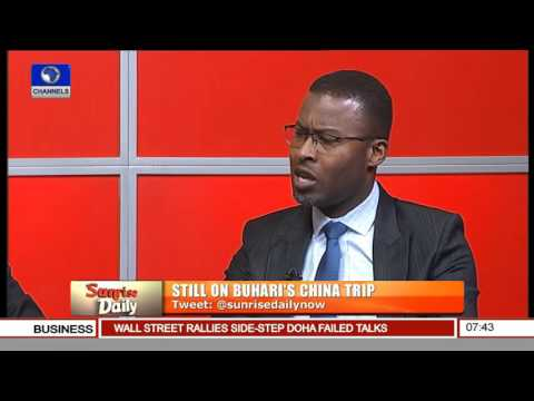 Buhari's China Trip Calls For More Attention On Our Economy - Anogwi Anyanwu Pt. 1