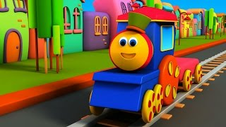 Bob der zug deutsch | Bob Kinderlieder Compilation | mehr Kinderlieder mit Bob Der Zug