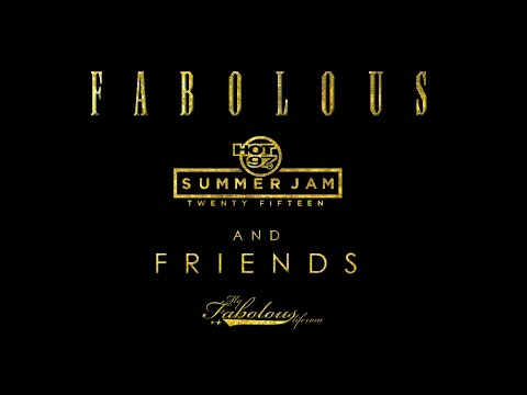 Fabolous Brings Out NYC OG's On Summer Jam Stage (Lil Kim, Redman, Method Man, Remy Ma, Mobb Deep, Busta Rhymes, And More) [VIDEO]