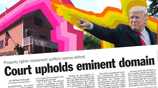 'Little Pink House' and Eminent Domain Abuse: Seizing Private Property in the Trump Era