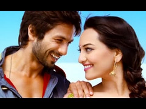 Shahid & Sonakshi In Love??? | Hot Latest Hindi News | R...Rajkumar, Saree Ke Fall Sa Song