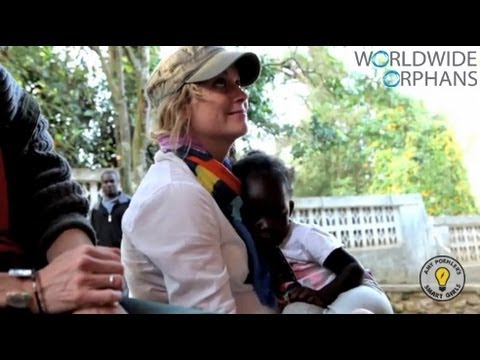 Worldwide Orphans: Amy Poehler's Operation Nice