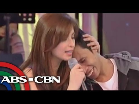 Angel Locsin Does 'pda' With Vice Ganda video