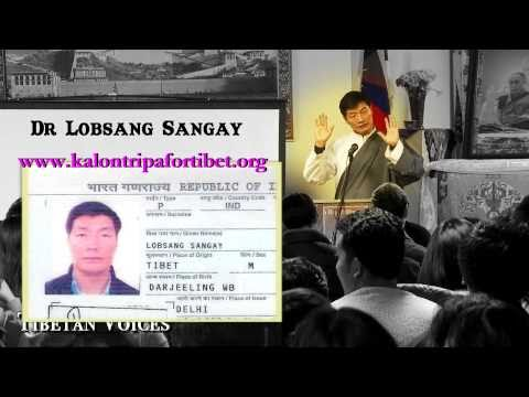 Dr Lobsang Sangay - Answers to Rumors