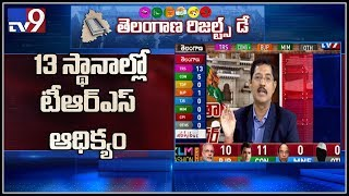TRS leads in postal ballot || Telangana Election Results 2018