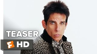 Zoolander 2 Official Teaser Trailer #1 (2016) - Ben Stiller, Kristen Wiig Comedy HD